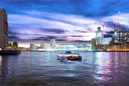 New Pier Wharf, 1-3 Odessa Street, London, SE16.,
