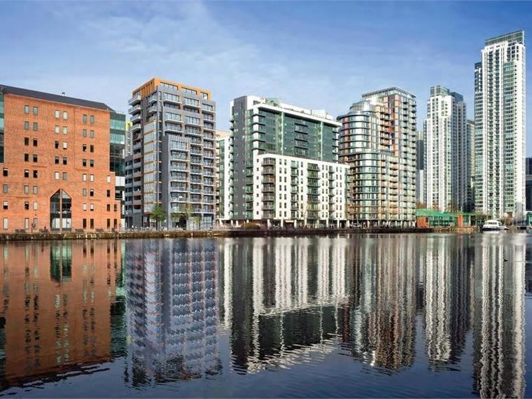 41 Millharbour, Canary Wharf