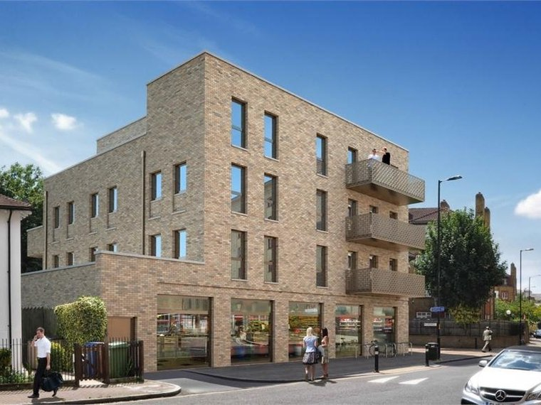 Compass Apartments, Rotherhithe Street