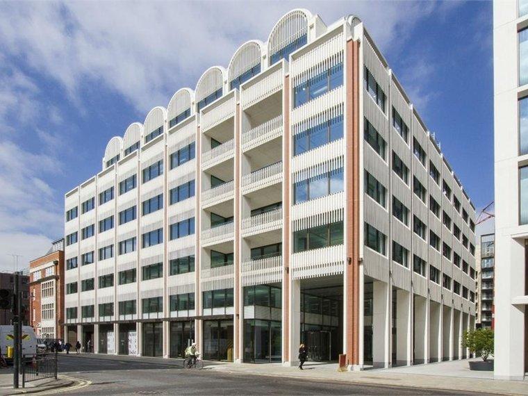 Pearson Square, Mortimer Street, London, W1,